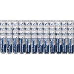 LOT 48 PILES ALCALINE PANASONIC POWERLINE AA-LR6 (48 PIÈCES)
