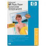 50 FEUILLES DE PAPIER PHOTO - HP - ADVANCED QUALITÉ SUPÉRIEURE - A4 250G/M²