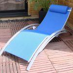Achat - Vente Chaise longue