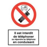 TELEPHONE PORTABLE INTERDIT