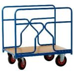 CHARIOT HABILLAGE TUBE 2 DOSSIERS+2 RIDELLES