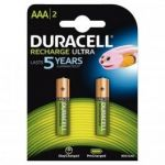 BLISTER DE 2 ACCU DURACELL AAA850A ULTRA POWER.