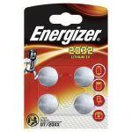 PILE BOUTON LITHIUM CR 2032 - LOT DE 4 - ENERGIZER