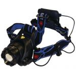 LAMPE FRONTALE 5W LED 500 LM 4XAA