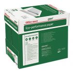PAPIER OFFICE DEPOT A4 75 G/M² BLANC GREEN ECO PERFORMANCE - 2500 FEUILLES
