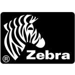 ZEBRA POLY TRANS 2000 WHITE 51 X 25 MM
