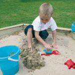 Achat - Vente Bac à sable
