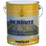 PEINTURE DE MARQUAGE ROUTIER DURALEX DX ROUTE BLANC RAL 9003 15L