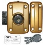 CITY-ISEO VERROU CAVITH 4116 2 ENTRÉES GHB CYLINDRE 45MM