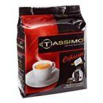 BOÎTE 16 DOSETTES TASSIMO CAFÉ EXPRESSO CARTE NOIRE - DOSETTE TASSIMO CAFÉ EXPRESSO CARTE NOIRE