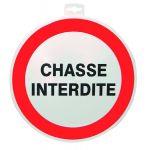 SIGNALETIQUE CHASSE INTERDITE