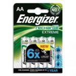 ENERGIZER BLISTER DE 4 ACCUS RECHARGEABLES 2300 MAH HR6