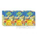 KALIBIO - FRUIT KID'Z COCKTAIL FRUITS JAUNES TETRA 3 BRIQUETTES DE 20CL