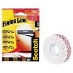 SCOTCH® RUBAN FIXATION EXTRA FORT - SCOTCH - 19 M X 1,5 MM