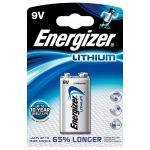 ENERGIZER PILE LITHIUM  - LR61 - 9V