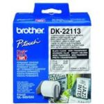 BROTHER DK-22113 CONTINUOUS WIDE CLEAR TAPE FILM 62 MM