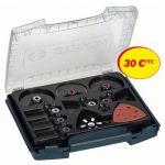 SET -BOXX BOSCH PRO-SET DE 36 PIÈCES POUR OUTIL MULTIFONCTIONS - 2608662013