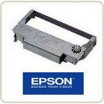 RUBAN EPSON ERC-38 - LOT DE 5 NOIR