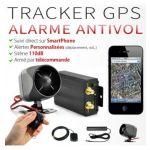 TRACEUR GPS  VOITURE ALARME ANTIVOL AVEC SIRÈNE GT38