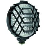 PHARE ROND GRILLE DIAMETRE 160X70 ABS