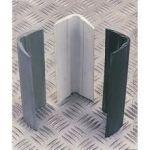 2m angle de protection pour tous angles angl'isol noir