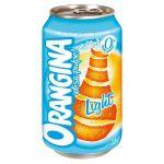ORANGINA BOÎTES ORANGINA LIGHT 33 CL (LOT DE 24)