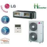 CLIMATISATION GAINABLE INVERTER LG - UB60.NRD AVEC UU60W.U3D
