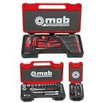 FUSION BOX 68 PCES : CARGO MULTI + MEDIUM 1/2'' + SMALL 1/4'' MOB