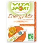 VITASPORTBIO - ENERGY MIX ORANGE CITRON 5 TUBES DE 20G