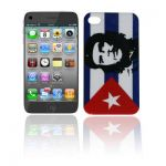 COQUE IPHONE 4 / 4S - DRAPEAU CHE GUEVARA [2€-9€]