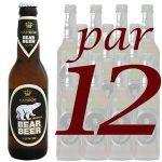 BEAR BEER 33CL PAR 12