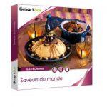 COFFRET CADEAU SMARTBOX - SAVEURS DU MONDE