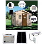 Achat - Vente Ensemble pour panneau solaire
