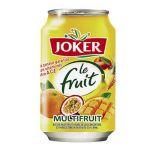 JOKER BOITES JUS MULTIFRUITS JOKER 33 CL (LOT DE 24)