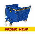 BBLT1350 AUTO - PROMO BASCULANT / 1320 LITRES / 2000KG