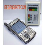 MESURE RADIATION ELECTRO-MAGNETIQUE GSM 300MHZ-3GHZ EMF