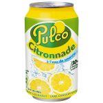 PULCO BOÎTES PULCO CITRONNADE 33 CL (LOT DE 24)