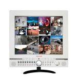 ÉCRAN LCD AVEC ENREGISTREUR 4/8/16  PDR-LCD-4