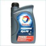 TOTAL TRANSMISSION SYN FE 75W90 1L