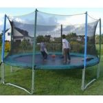 FILET DE PROTECTION POUR TRAMPOLINE 4M30