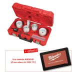 COFFRET SCIES CLOCHES MILWAUKEE 49224102 + UNE TABLETTE TACTILE ANDROID OFFERTE 4939596813