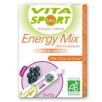 VITASPORTBIO - ENERGY MIX CASSIS 5 TUBES DE 20G