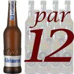 BIERE - EDELWEISS 5° 33CL X12