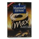 CAF&EACUTE  SOLUBLE MAXWELL HOUSE MAX - 100 STICKS