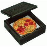 BOX PIZZA AVEC COUVERCLE