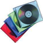 BOITIER DVD FELLOWES 25 UNITÉS
