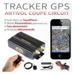 TRACEUR GPS VOITURE / MOTO - ANTIVOL COUPE CIRCUIT SMS  GT38