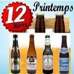 12 BIERES BLANCHES DE PRINTEMPS : STEENBRUGGE, ..