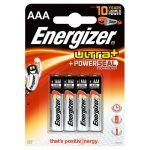 ENERGIZER PILE ENERGIZER ALCALINE ULTRA + - AAA - LR3 (PRIX À L'UNITÉ)