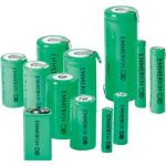 ACCU À COSSES Z AA (R6) NIMH 1,2V 2200 MAH EMMERICH READY TO USE